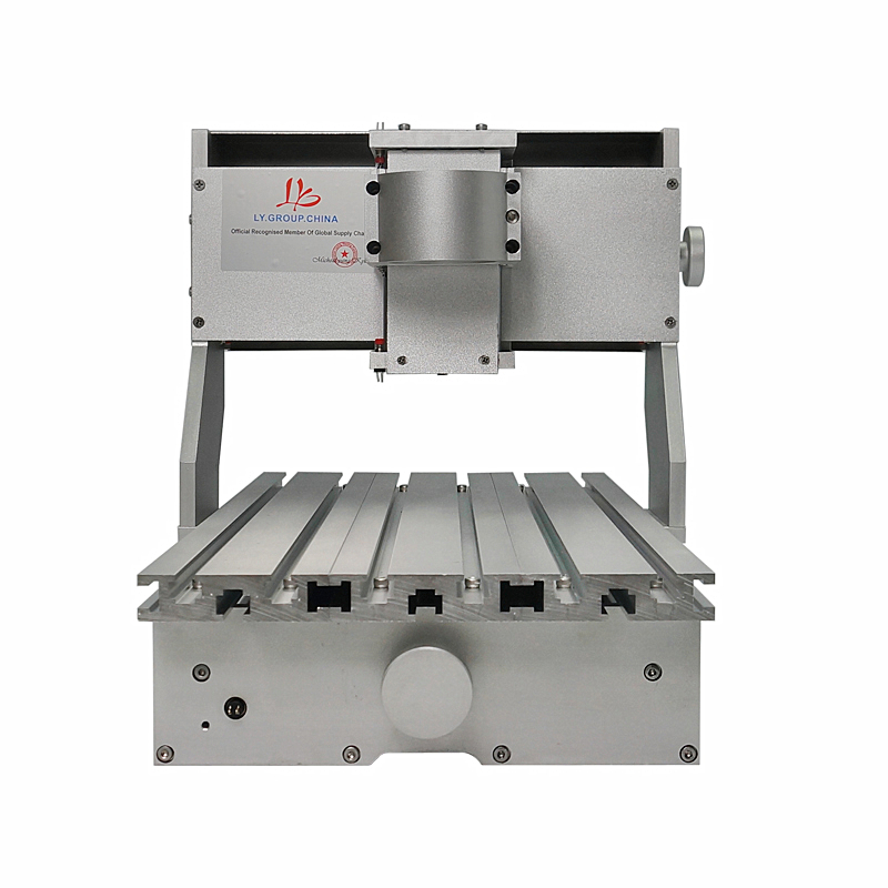 New Arrival 3020 3040 6040 zestaw luksusowy drewniany frezarka CNC rama maszyny części z silnikiem krokowym