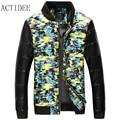 New Winter Jackets Men Stand Collar Cotton Down Jacket Brand Plus Size 3XL 4XL 5XL Mens Winter Coat Men Jackets