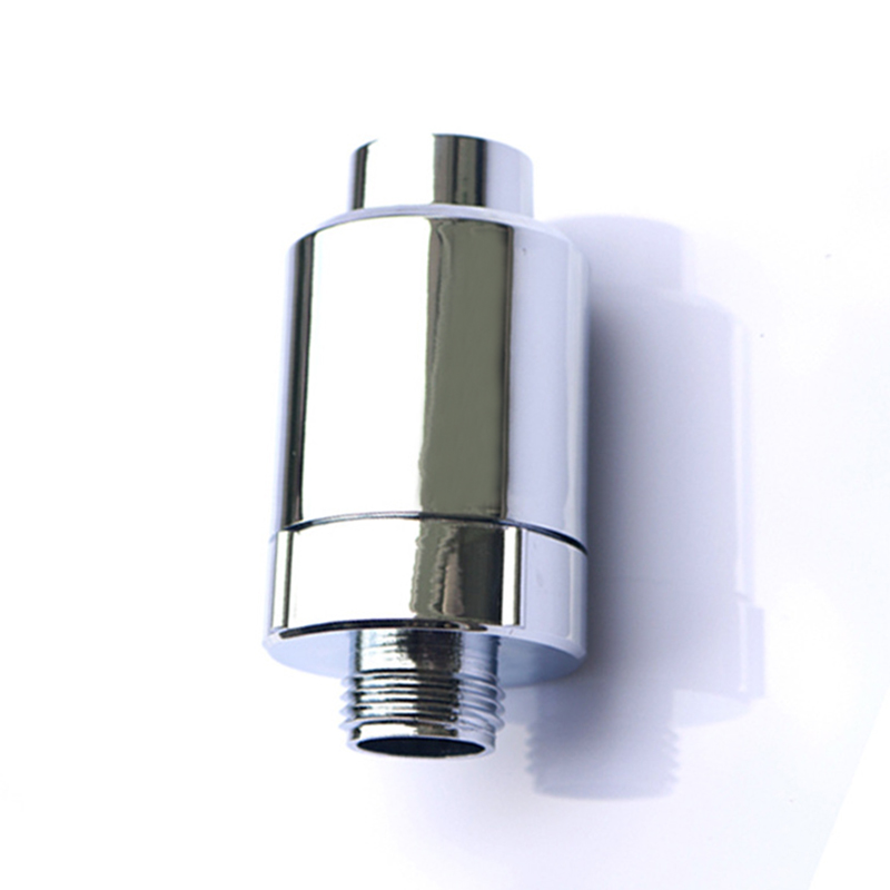 ABS Chrom Kitchen Faucet Filter In Line Bathroom Shower Filter Skin Health Care Water Softener Chlorine Removal Purifier Mayitr