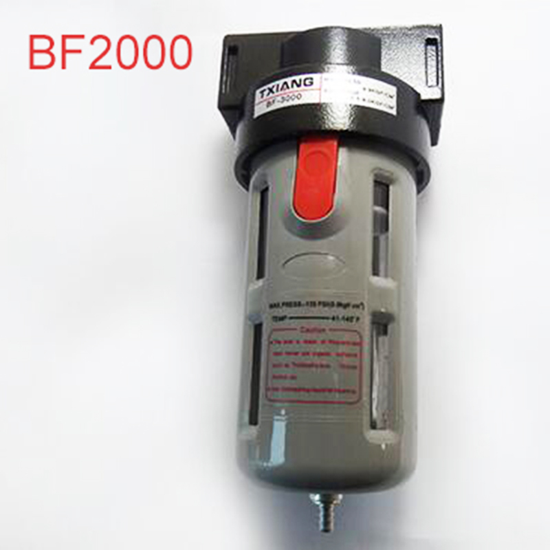High Quality 1/4'' BF2000 Air Source Treatment Pneumatic Component Filter high quality kwc4033dc 969nseasm008490 v1 1