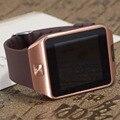GT08 GV18 smart watch для android телефон поддержка Шагомер bluetooth SIM reloj inteligente мужчины женщины спорт наручные Часы G1