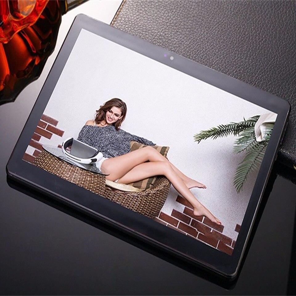 2019 Tablet PC 10.1 pouce Android Comprimés Ram 4 gb ROM 32 \ 64 gb 8 \ 10 Octa Core double SIM 3g/4g LTE Bluetooth Sans Fil FM IPS Téléphone