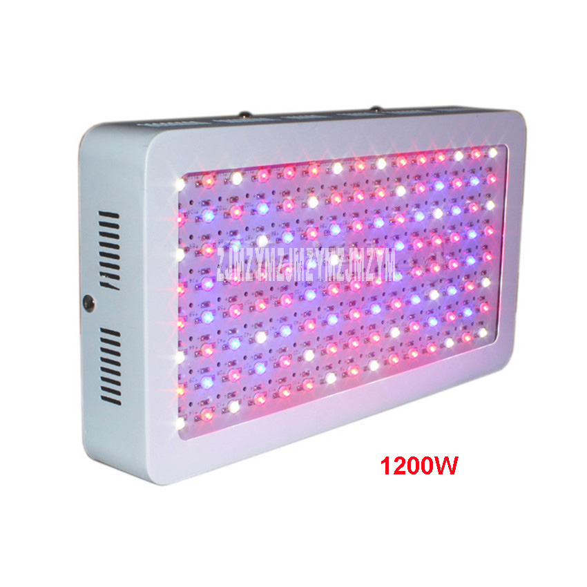 New 85-265v A-1200w Led Double Chips Full Spectrum Plant Growth Light Greenhouse Plant Fruit And Vegetable Lamp Led Grow Light Beneficial To The Sperm Led Lighting Led Grow Lights