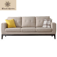 European Three Seaters Sofas For Living Room Muebles Modern Sofa Sets Sectional Sofas Home Furniture Grey