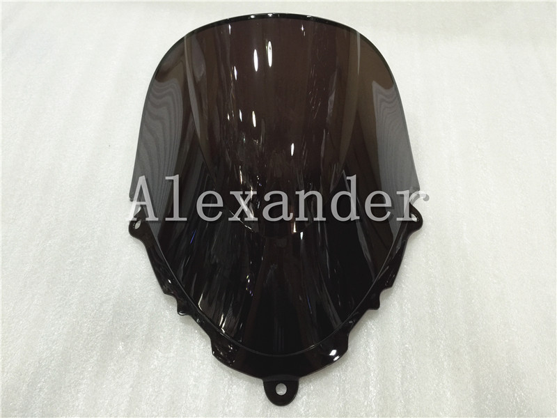 For <font><b>Suzuki</b></font> GSX 600F GSX 750F Katana 600 750 F <font><b>GSX600F</b></font> GSX750F gsx 600f 750f 1998-2008 <font><b>1999</b></font> 2002 2003 black Windshield WindScreen image