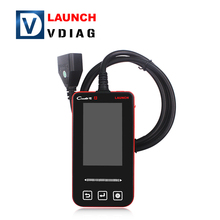 100% Original Launch x431 x-431 Creader VII 7 OBD Scanner OBDII Car Diagnostic Tool For Peugeot Lexia 3 PP2000 free shipping