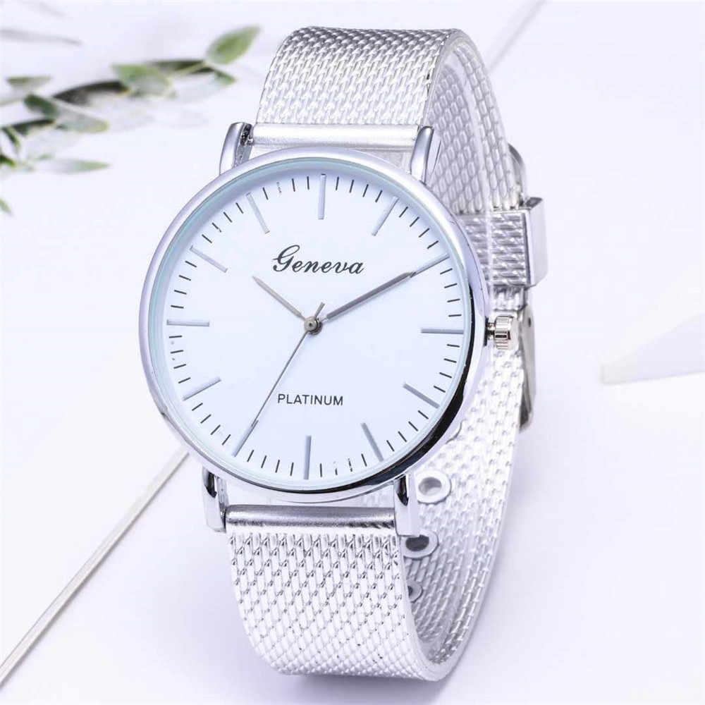 247be9b1dbcc Relojes de mujer baian Kol Saati moda Rosa oro plata Lujo Señora reloj para  mujer marca