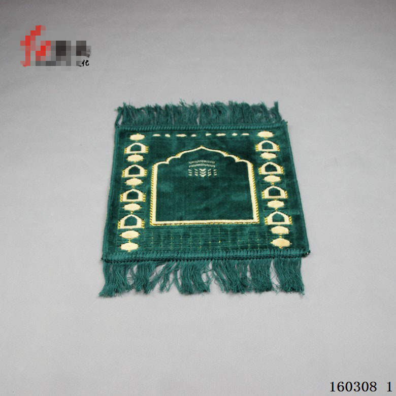 Muslim Turkey Prayer Accessory Mat Muslim Mosque Prayer Floor Mat