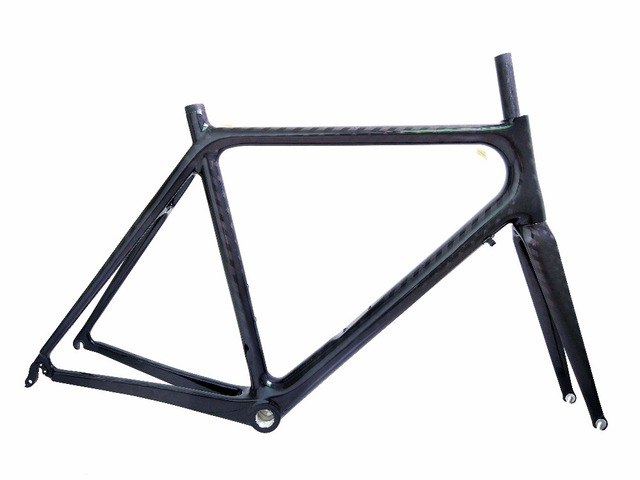 Super Light Carbon Road Frame Carbon Road Racing Bike Frame Aero ...