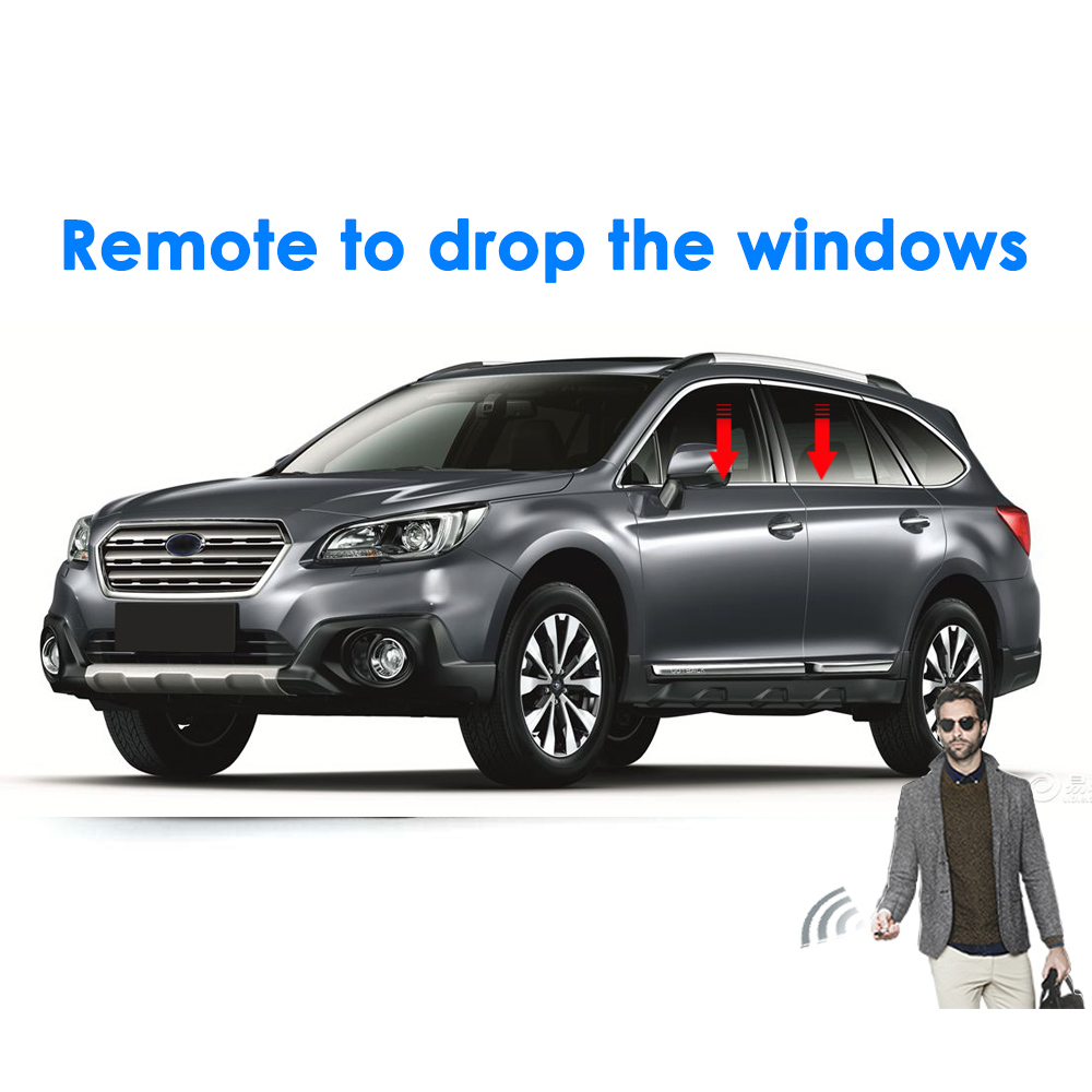 small resolution of dc 12v car power window roll up closer for subaru outback 2009 present auto four doors remotely close the windows in intelligent window coser from