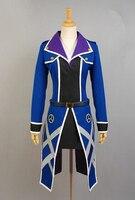 Free shipping anime K Project Seri Awashima Cosplay Costume