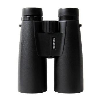New 12x50 Binoculars Portable Black HD Waterproof lll Night Vision Binocular Outdoor Camping Hunting Bird-watching Telescope