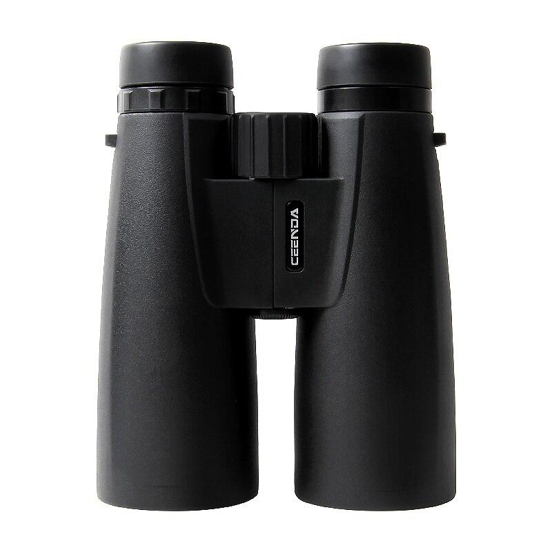 Nouveau 12x50 jumelles Portable noir HD étanche lll Vision nocturne binoculaire Camping en plein air chasse télescope d'observation des oiseaux