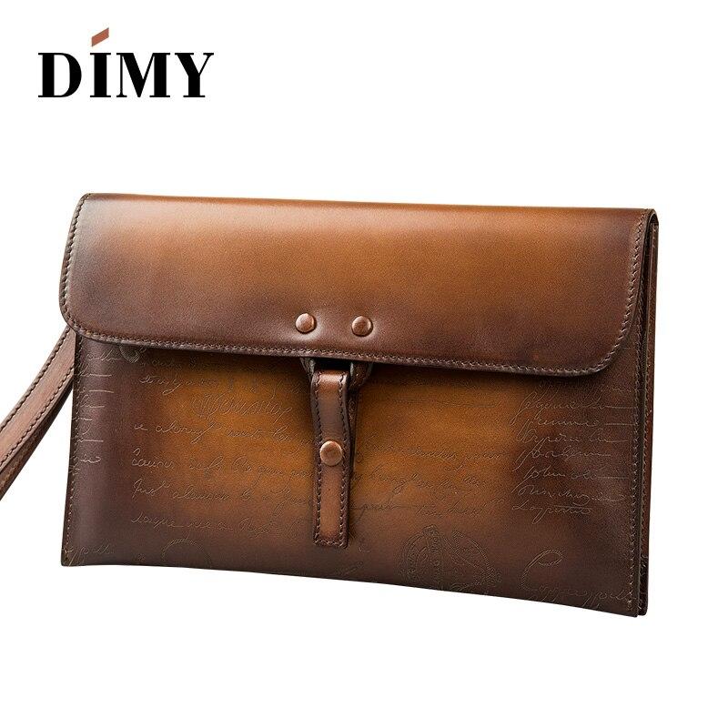 DIMY Vinatge Leather All-In-One Envelope band Clutch Bag luxury men clutch/Male Clutch bag handmade patina mz15 mz17 mz20 mz30 mz35 mz40 mz45 mz50 mz60 mz70 one way clutches sprag bearings overrunning clutch cam clutch reducers clutch