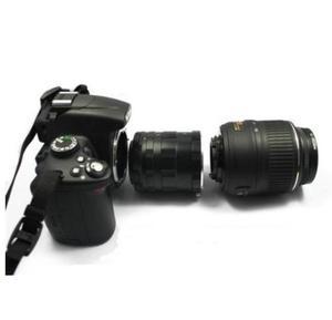 Image 1 - Metal Makro Uzatma Adaptörü Tüp Halka Nikon F montaj D3200 D3300 D3400 D5200 D5300 D5500 D90 D7500 D200 D300