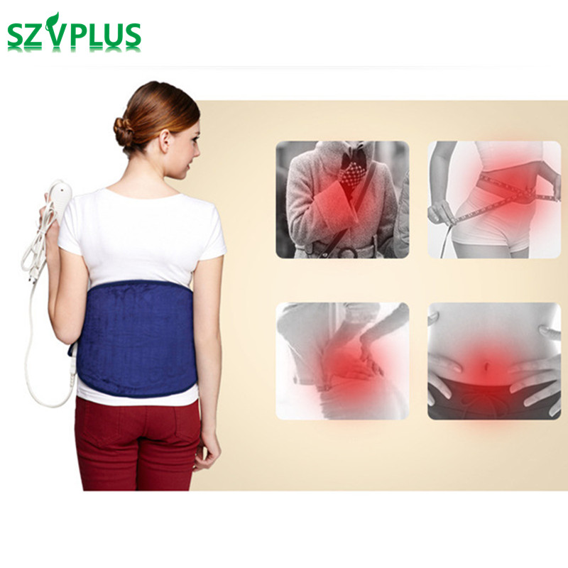 Electric Infrared Ray Heating Moxibustion Sauna Waist Slimming Belt Fat Burning Lumbar Muscle Strain back physiotherapy 220V 1pc seven combined moxibustion cotton cloth cover department of gynaecology carry on moxibustion abdomen waist physiotherapy