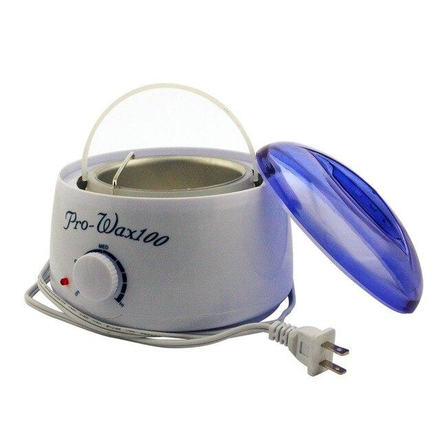 Hot Wax Heater Warmer Hair Removal  Paraffin Beauty MIni SPA Hands Feet Wax Machine Kerotherapy Depilatory Health Care