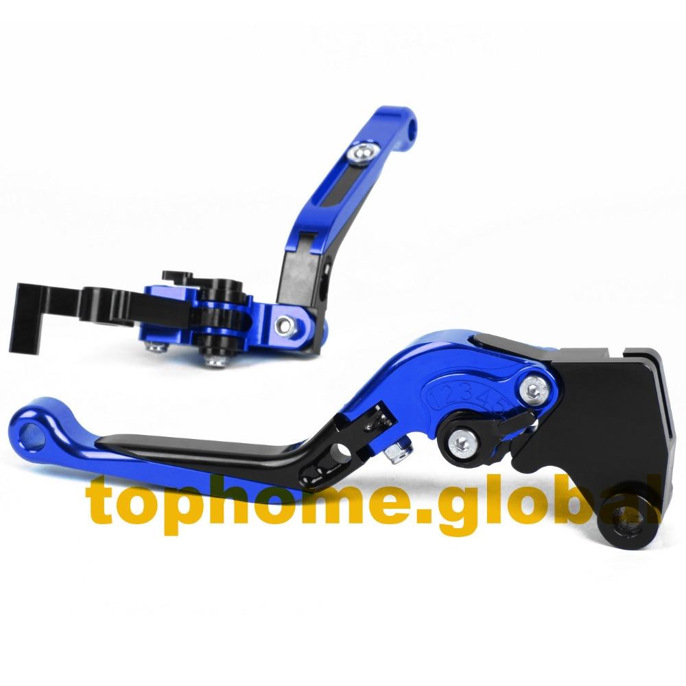 CNC Folding&Extending Brake Clutch Levers For BMW S1000R 2014 cnc folding