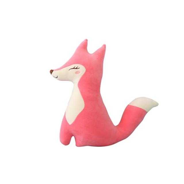 Big Dolls Stuffed Animals & Plush Fox Toys for Girls Children Boys Toys Plush Pillow Stuffed Animals Soft Pillow