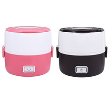 Electrical Food Box Rice Cooker Electric Lunch Box Keep Wram Food Heat Preservation For Kitchen Dinnerware