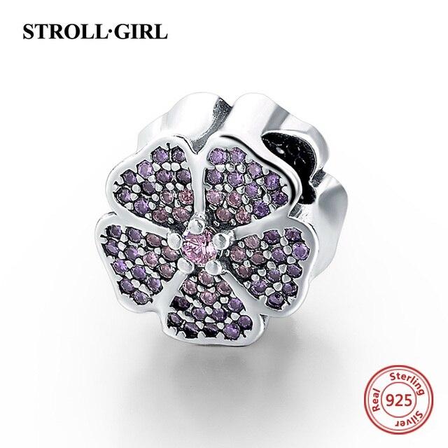 Pandora Women's 925 Sterling Silver Amethyst Ring iRgKh