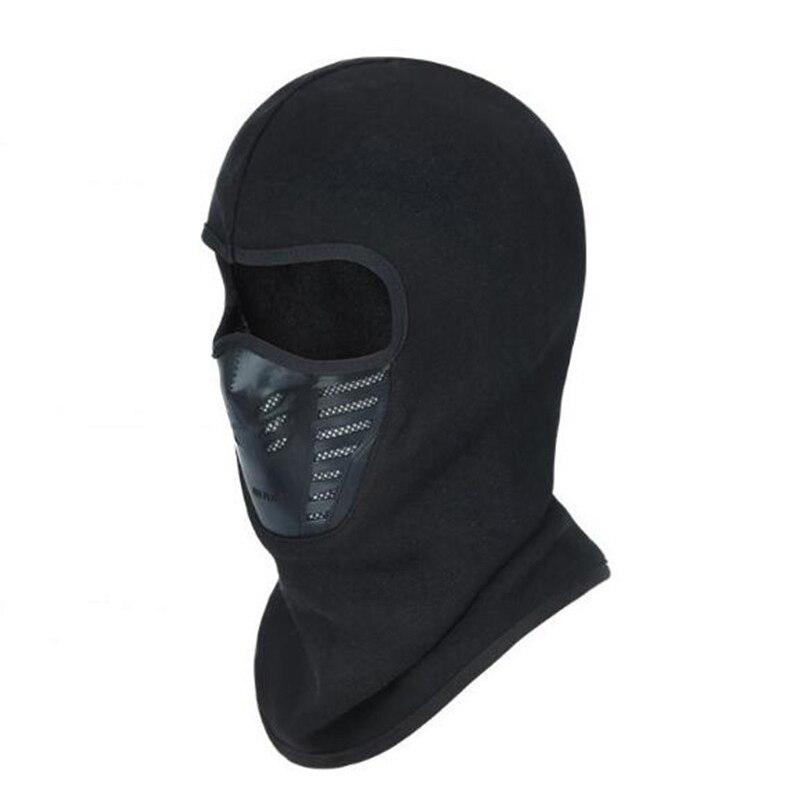 Radfahren winddichte Maske Winter Wärmer Fleece Sturmhauben Bike Sport Schal Maske Fahrrad Snowboard Ski Maske