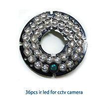Economical 36pcs IR leds for cctv camera with long distance