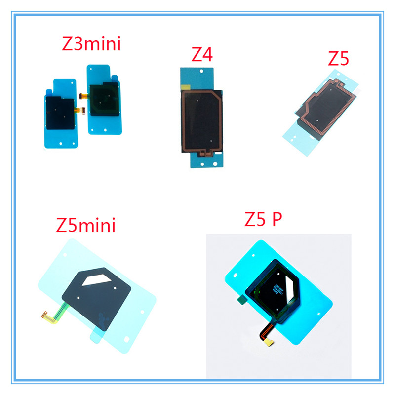 NFC Chip Antenna Flex Cable Sensor With Sticker For Sony Xperia Z Z1 Z2 Z3 Z3mini Z4 Z5 Z5 Compact Z5P Replacement Parts
