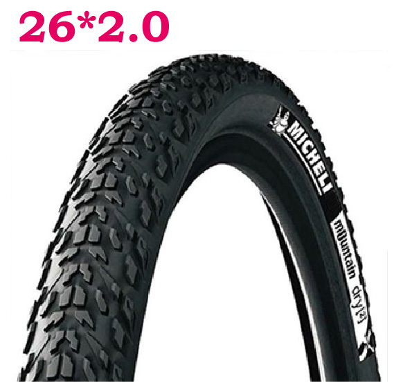 Hot 2620 inch MICHELIN COUNTRY High quality bicycle tire mountain pneu road bike tyre tires