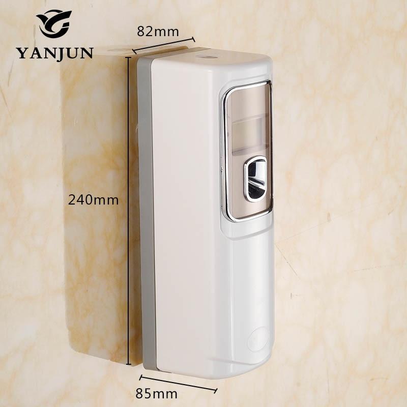 Yanjun Digital Control Automatic Aerosol Dispenser Air Freshener Automatic Spray Bathroom