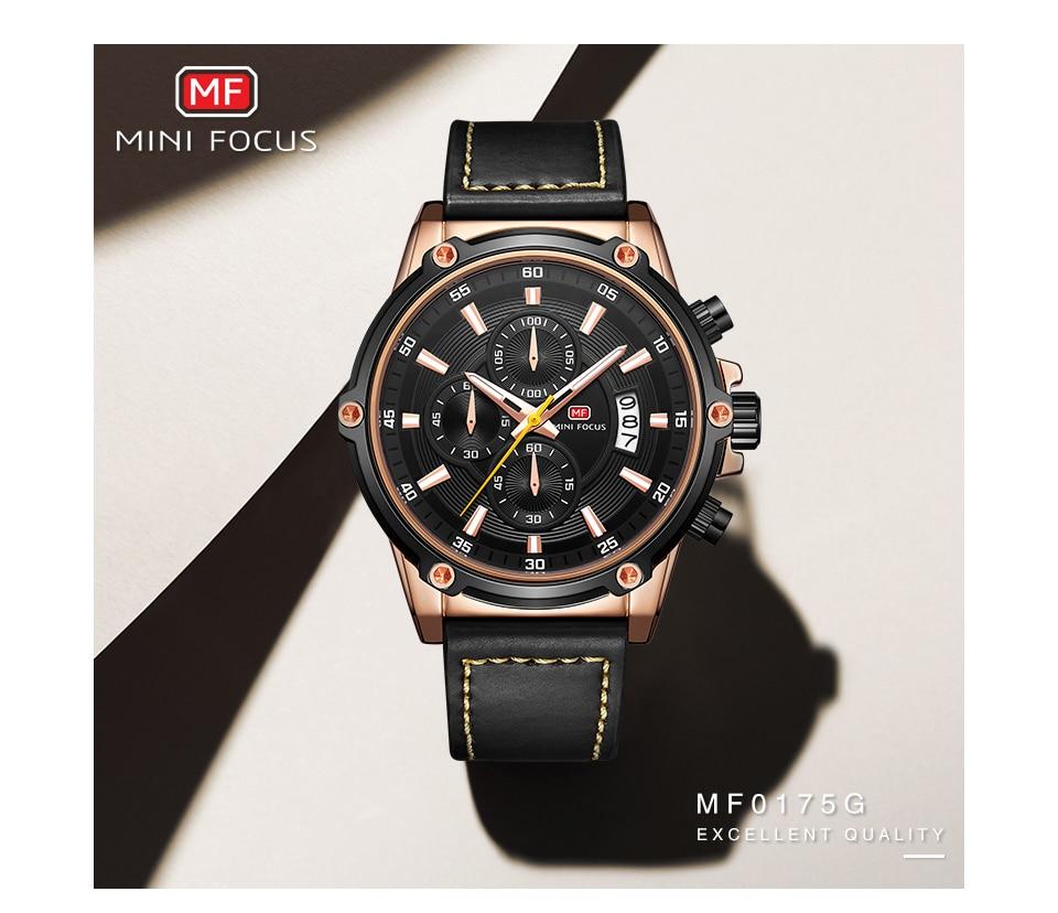 Mini foco 2019 nova moda quatz relógios