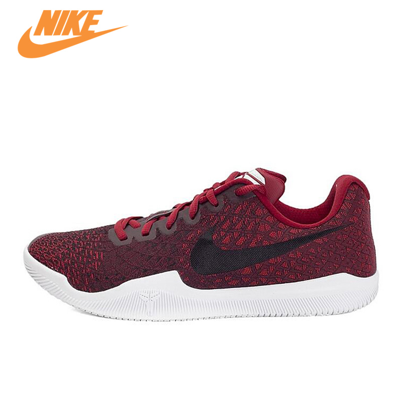 Original NIKE New Arrival Men's Basketball Low-Top Breathable Sport Shoes Sneakers Trainers все цены