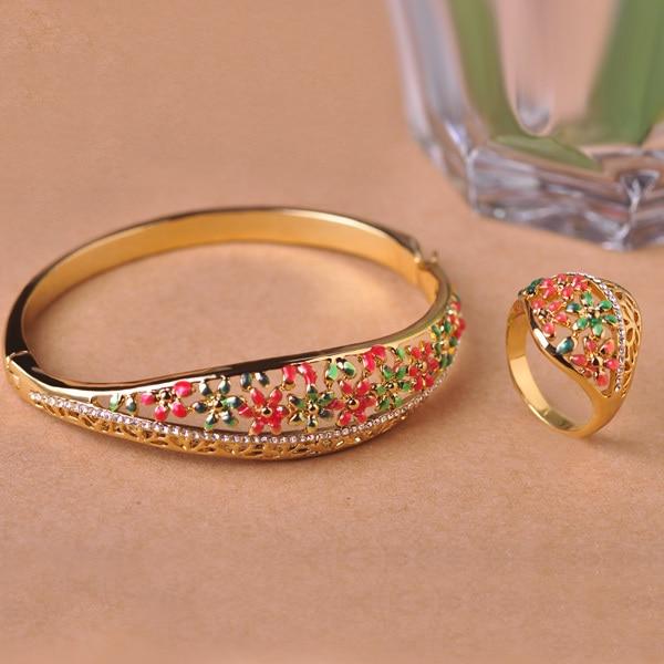 Image result for gold bracelet for indian weddings
