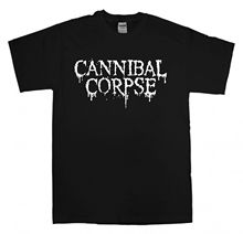CANNIBAL CORPSE New Black T-shirt S-XXL Grindcore T Shirt Obituary 2017 MenS Printed Round Men Cheap Price