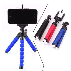 manfrotto flexible octopus tripod bracket For iPhone mobile phone holder