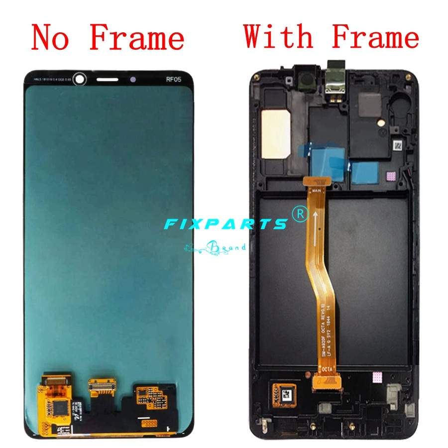 Samsung Galaxy A9s LCD