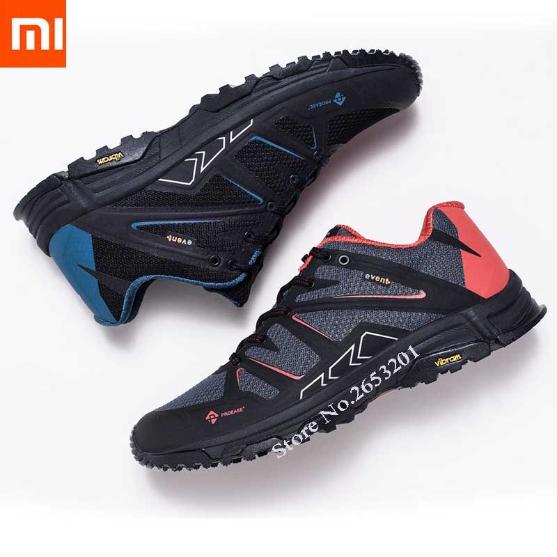 Original xiaomi mijia Proease Forest waterproof V bottom outdoor running Sneakers wet non-slip waterproof sports shoes For ManOriginal xiaomi mijia Proease Forest waterproof V bottom outdoor running Sneakers wet non-slip waterproof sports shoes For Man