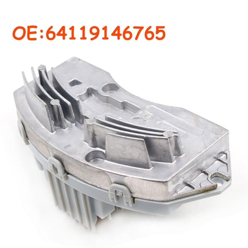 Front Blower Motor Resistor For BMW E82 E90 E92 E93 E70 X5 F25 X3 E89 Z4 X1 X6