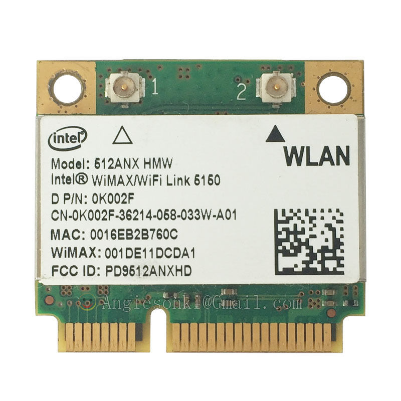 ASUS U47VC Intel WiMAX WLAN Treiber Windows XP