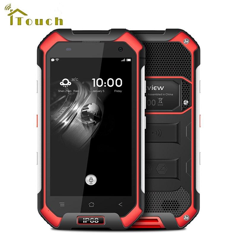 bilder für Blackview bv6000 4,7 ''hd screen android 6.0 smartphone mtk6755 octa Core 3G RAM 32G ROM 13MP Wasserdichte 4G LTE Mobilen telefon