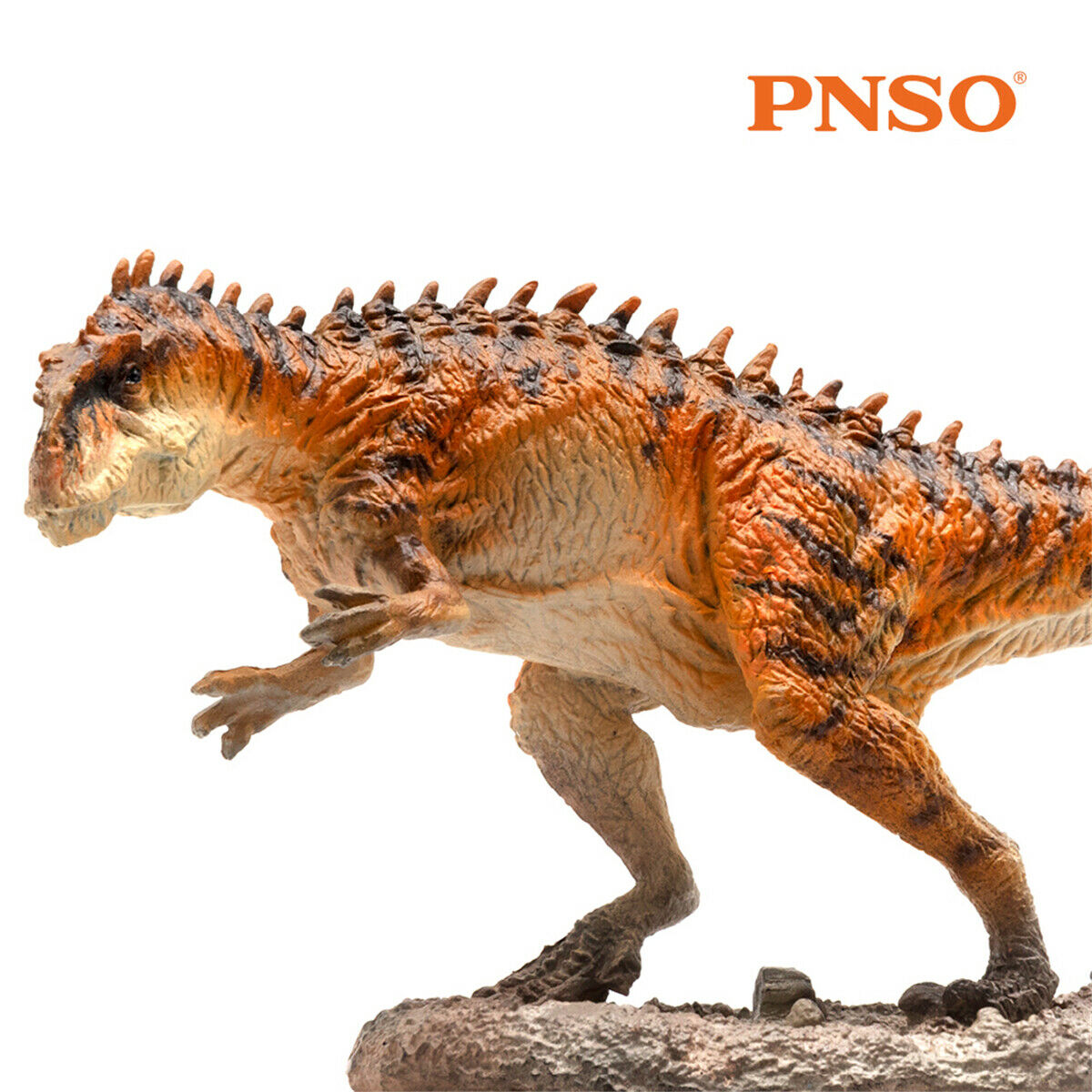 PNSO Yangchuanosaurus Dinosaur Figure Chuanosaurus Collector Animal Adult Kids Collection Science Education Toy Gift Home Decor