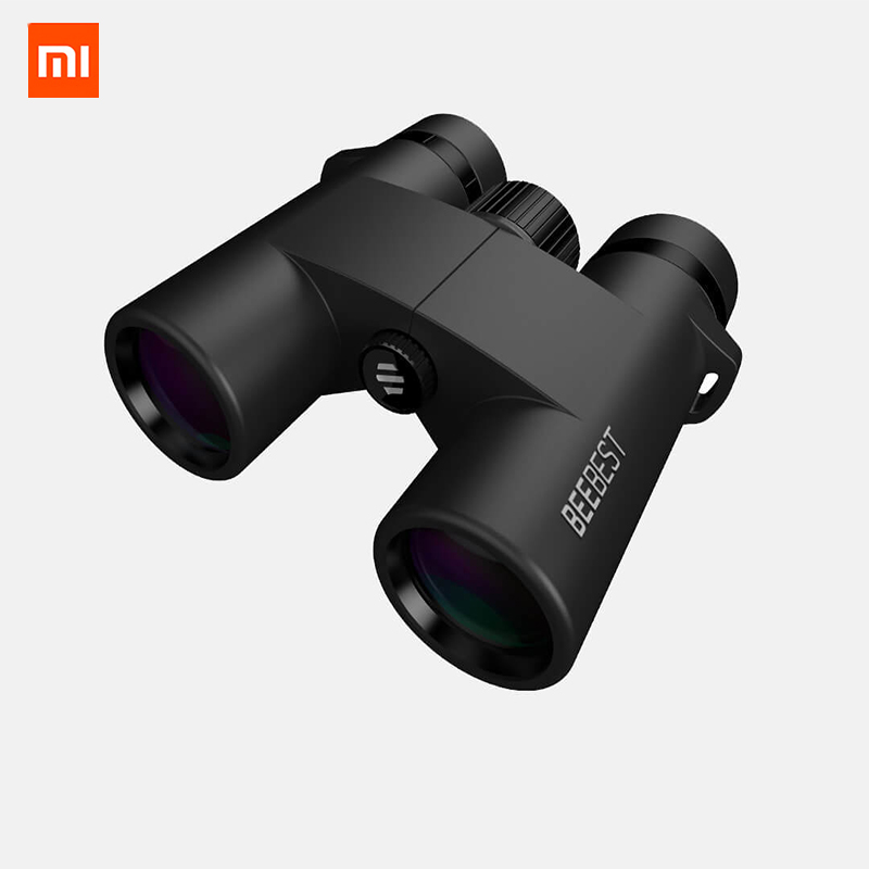Xiaomi Beebest Binoculars 8 Times gold magnification IP67 Nitrogen filled Waterproof Included Mirror Belt For Family