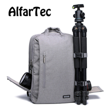 L5 Upgrade Digital Video Camera Bags With 17 Separate bags Multi-functional Soft Permeability Material For Most Cameras AlfarTec