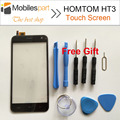 HOMTOM HT3 Touch Screen 100% Original Panel Digitizer Replacement Screen Touch Display for HOMTOM HT3 Smartphone In Stock