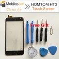 HT3 HOMTOM Tela Sensível Ao Toque 100% Original Substituição Do Painel de Digitador Touch Screen Display para HOMTOM HT3 Smartphone Em Estoque