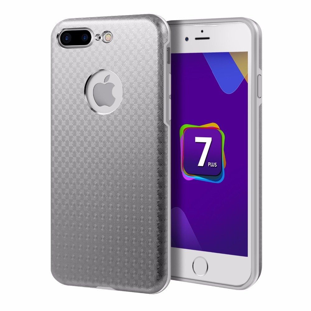 For Apple iPhone 7 Plus Case Outdoor Sport shockproof Spigen Rugged Capsule Screen Protector For iPhone 7 5.5