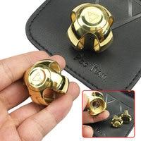 Bearing 688 Hand Spinner Ball Gold Color Fidget Spinner Stress Reliever EDC