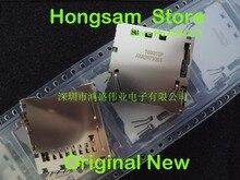 (10 PCS) Original AXA2R73061 AXA2R73061P AXA2R73361 AXA2R73361P SD Card Sockel