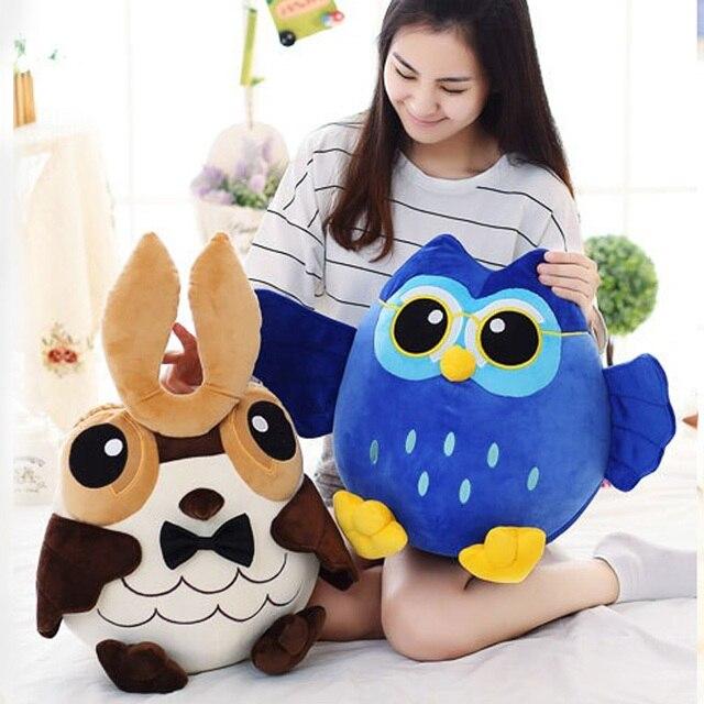 Cute Cartoon Owl Plush Toy