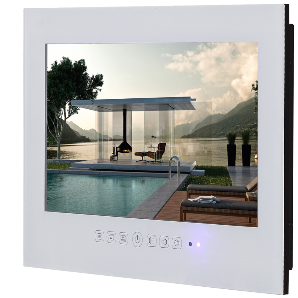 22 inch Free Shipping WiFi 1080i Android Smart Bathroom TV